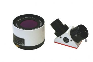 Lunt 50mm Ha Etalon-Filter-System with B600 blocking filter for 1.25'' focuser